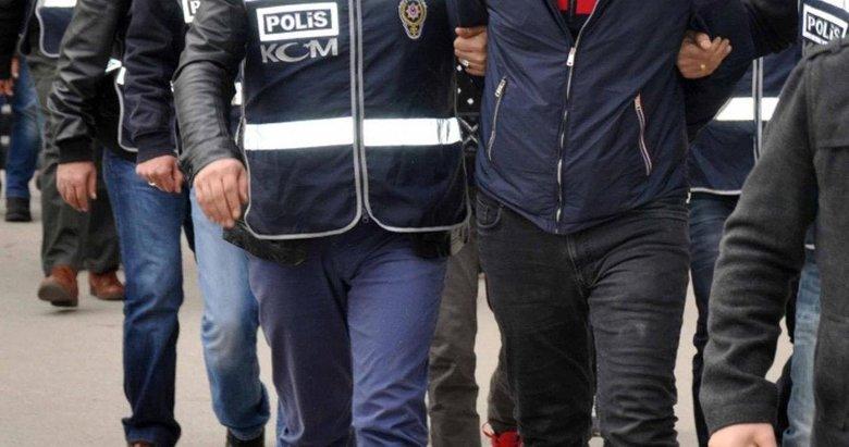 İzmir merkezli FETÖ operasyonu: 53 gözaltı