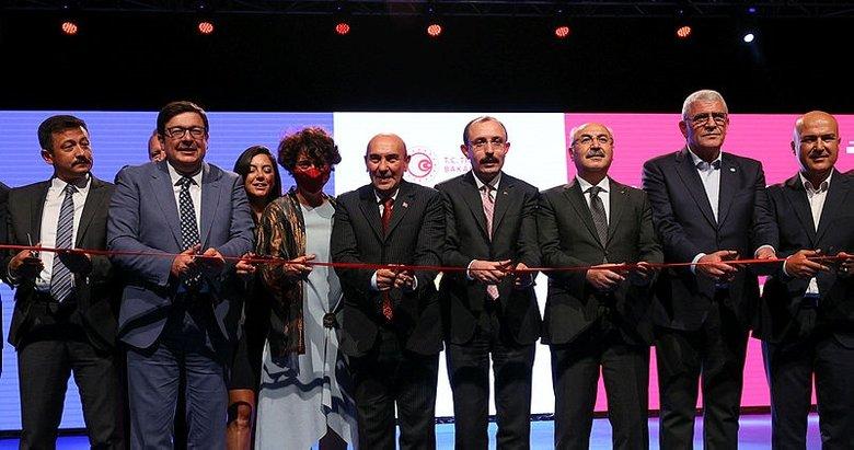 İzmir Enternasyonal Fuarı 90'ıncı kez kapılarını açtı