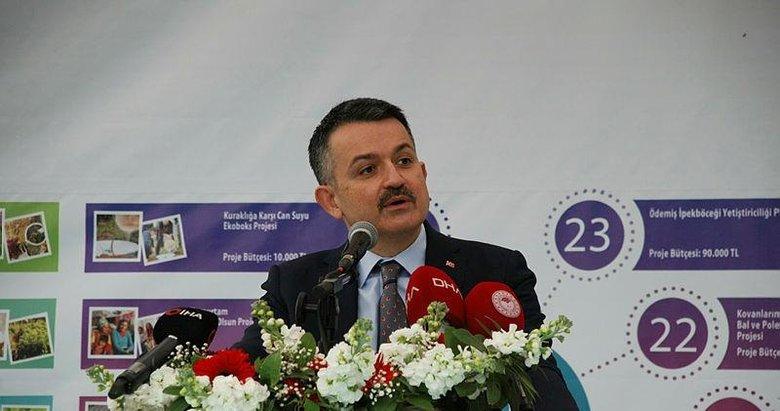 İzmir'de tarımda iz bırakacak 35 proje