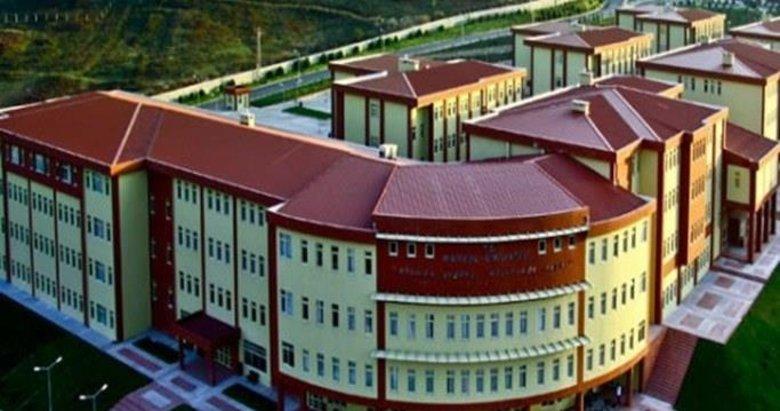 Maltepe Üniversitesi 6 öğretim görevlisi alacak