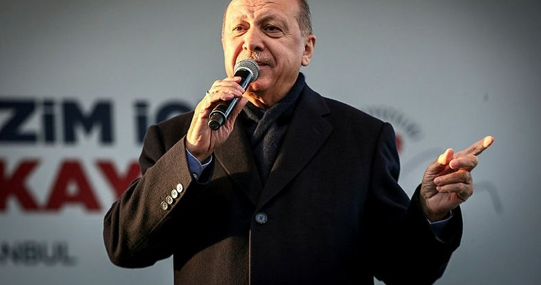 Başkan Erdoğan: CHP demek 4Ç demektir