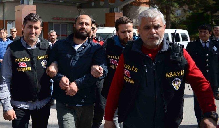 Eskişehir Osmangazi Üniversitesi'ndeki cinayetin detayları kan dondurdu
