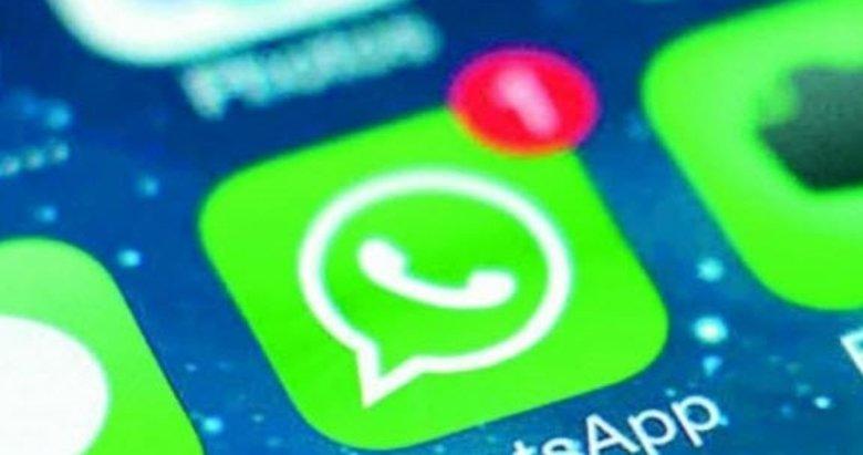 WhatsAppa yeni bir özellik eklendi!