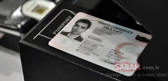Çipli kimlik kartı hakkında bilmeniz gerekenler!