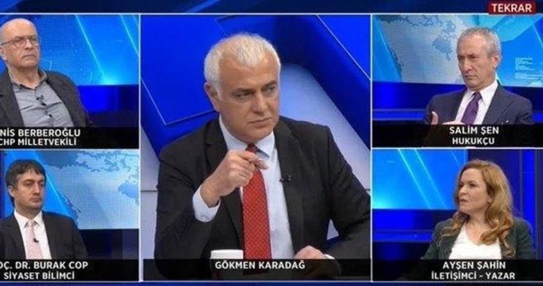 Halk TV'de skandal sözler: Dağa çıkanların teslim olması için aileler aranmamalı