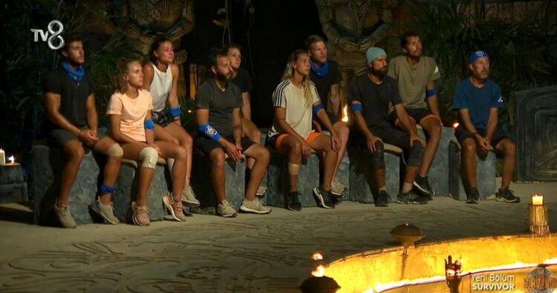 Survivor'da kim elendi? Adaya veda eden isim belli oldu mu?