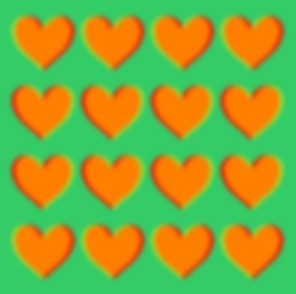 Kalpleri mor ve sarı olarak görüyorsanız dikkat!
