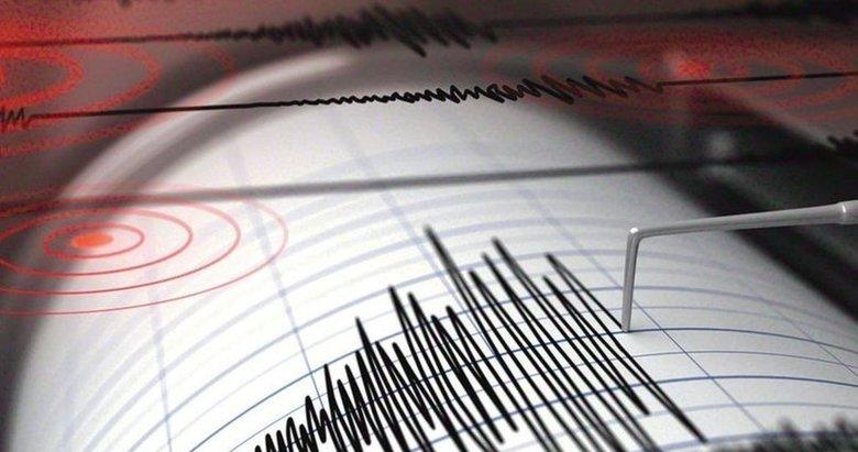 Muğla Datça açıklarında deprem! Akdeniz'de 4,4 büyüklüğünde deprem kaydedildi