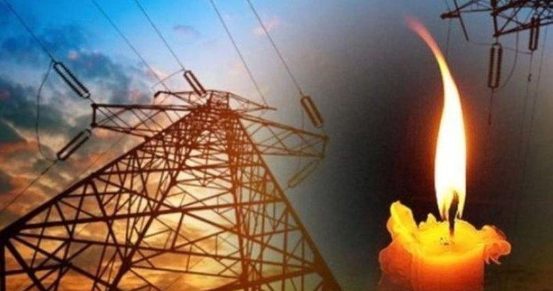 İzmir elektrik kesintisi 21 Eylül Salı! İzmir'de elektrikler ne zaman gelecek?