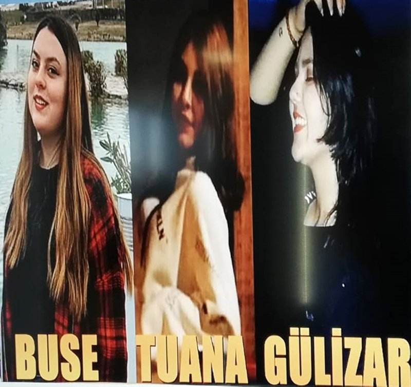 Liseli üç kızın 6 günlük kaçışı son buldu! Mutlu haberi aileye Müge Anlı verdi