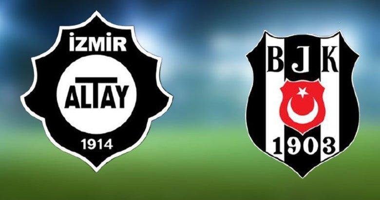 Altay - Beşiktaş maçı saat kaçta, hangi kanalda canlı?