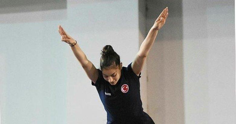 İzmirli milli cimnastikçi Sıla Karakuş: En büyük destekçim ailem