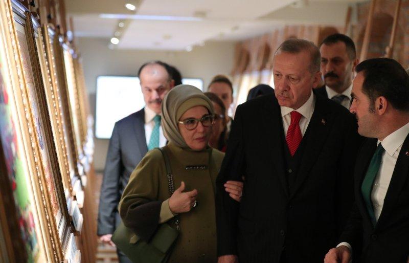 Başkan Erdoğan'dan Macaristan'da sürpriz ziyaret