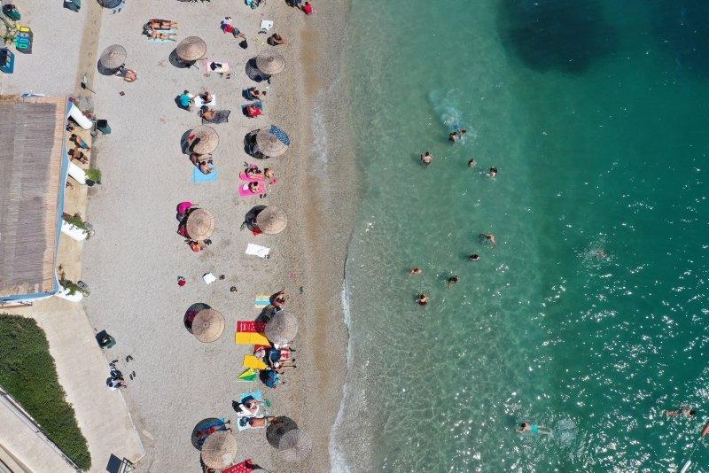 Güney Ege yerli turistle bayram etti! 3 milyonu aşkın turist geldi
