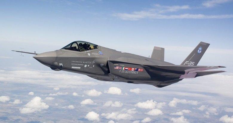 F-35lerin yeni yuvaları belli oldu