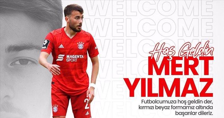 Mert Yılmaz Antalyaspor'da