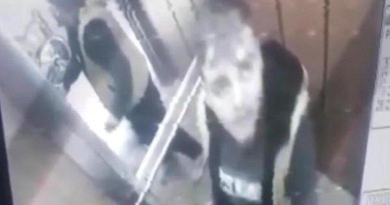 Damacanaya idrarını yapan sucu serbest bırakıldı