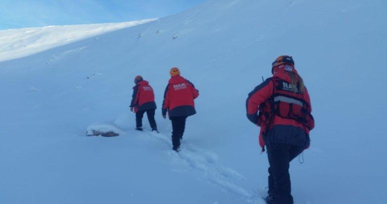 Bakanlıktan kaybolan dağcılarla ilgili açıklama