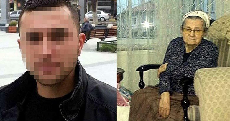 Aydın'da bir kişi kendisine para vermeyen annesini kafasına taşla vurarak öldürdü