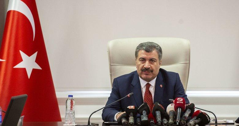 Sağlık Bakanı Fahrettin Koca 5 Aralık koronavirüs hasta ve vaka sayılarını açıkladı