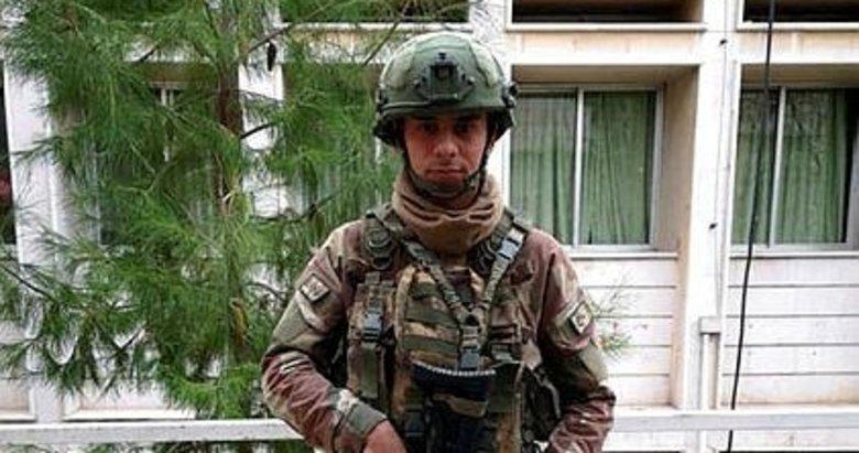 Şehit Nihat Kara Kuzey Irak'ta yaralanıp gönüllü olarak İdlib'e gitmiş