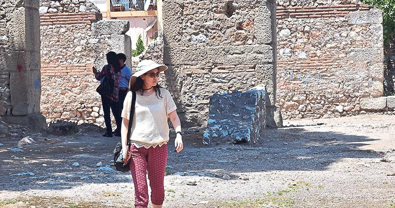 Asyalı turistlerin gözdesi: Thyateira