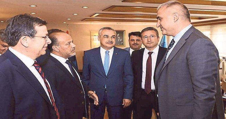 """""""Aydın'a 10 milyon turist çekeceğiz"""""""