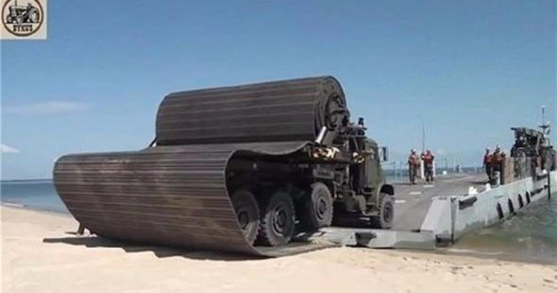 Şaşkına çeviren askeri araç ve silahlar! Bakan bir daha bakıyor! İşte ilginç askeri araç ve silahlar