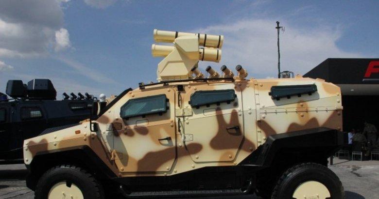 Türk savunma sanayii göğüs kabarttı