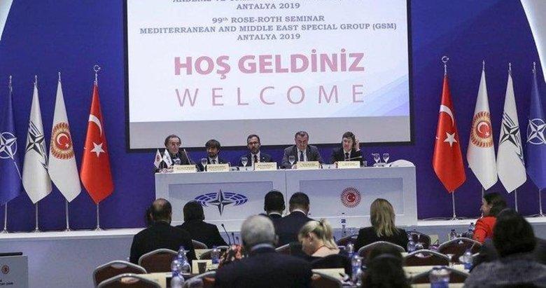Türkiye'den NATO üyelerine çağrı
