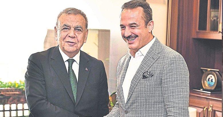 İzmir için, siyaset değil işbirliği yaptılar