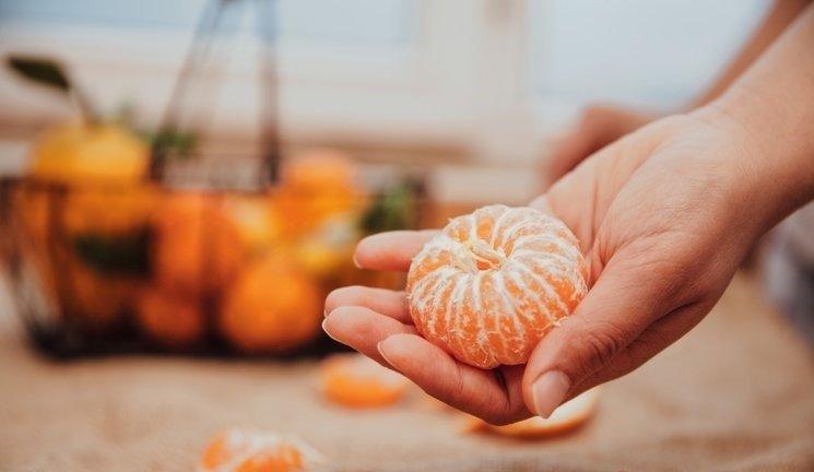 C vitamini deposu mandalinanın bilinmeyen faydaları