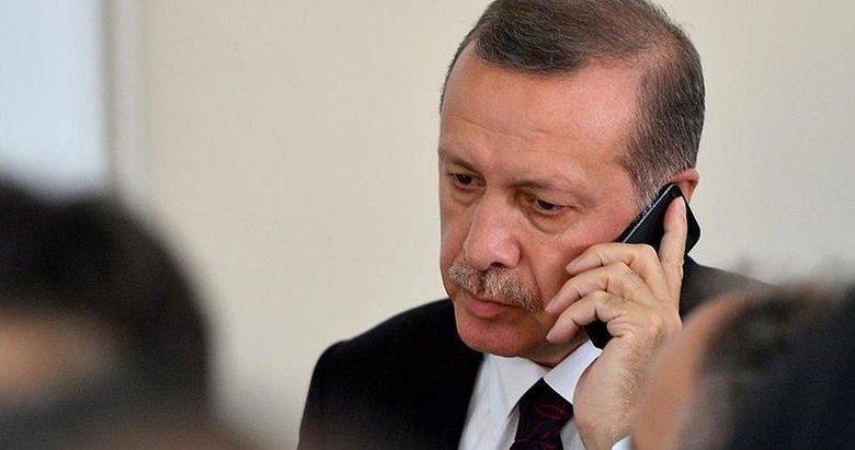 Başkan Erdoğan'dan dünya liderleriyle telefon trafiği