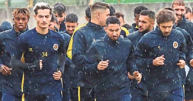 Menemenspor'da geri sayım basladı