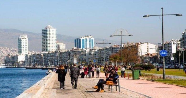 İzmir'de bugün hava nasıl olacak? (6 Kasım 2018)