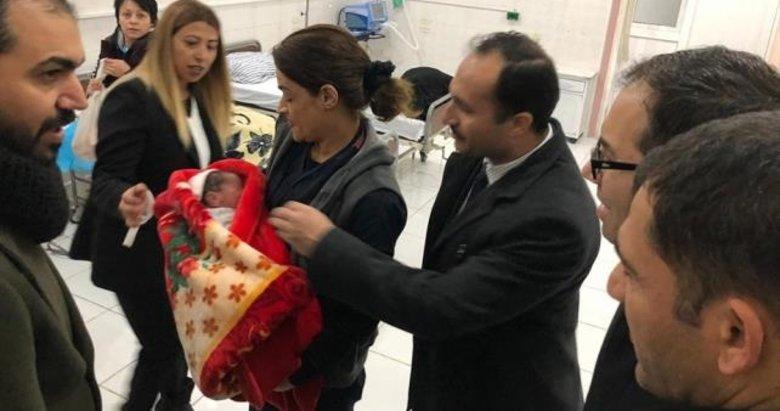Türkiye'nin onardığı Tel Abyad Hastanesinde ilk ameliyat yapıldı