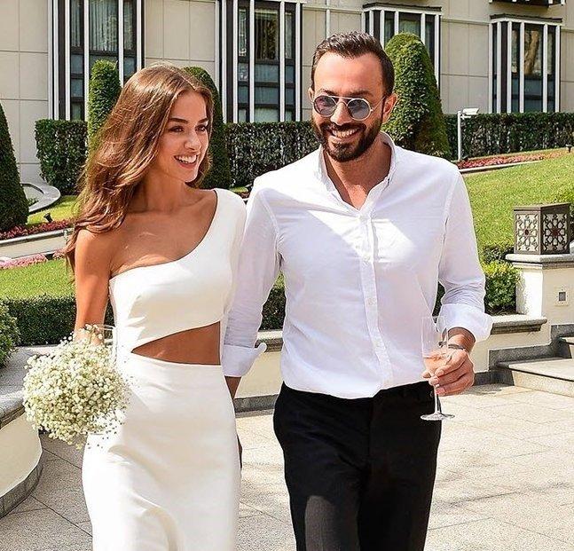 Ünlü oyuncu Bensu Soral'ın eşi iş insanı Hakan Baş'tan açıklama geldi!