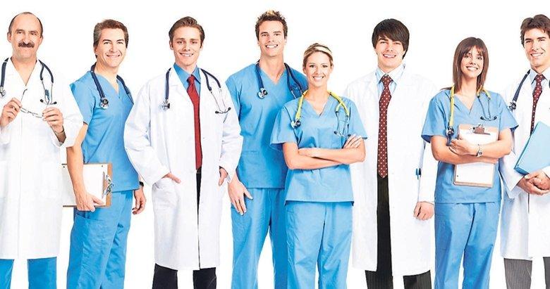 Sağlık sektörüne zam ve erken emeklilik müjdesi