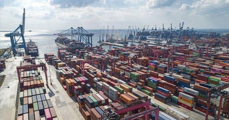 Mayıs'ta konteyner ve yük miktarında artış yaşandı
