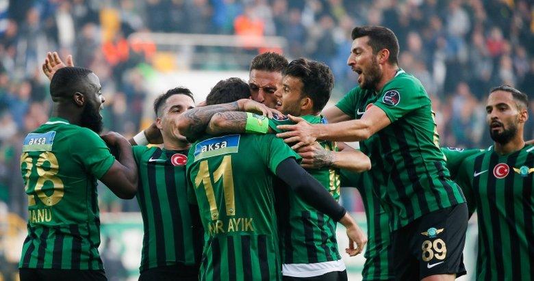 Akhisarspor, Kayseri'de avantaj peşinde