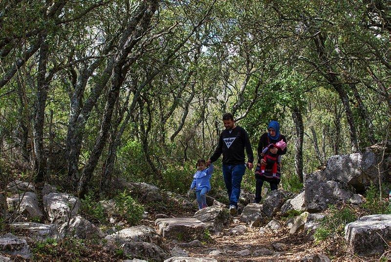 İskender'in alamadığı Termessos ziyaretçilerini büyülüyor