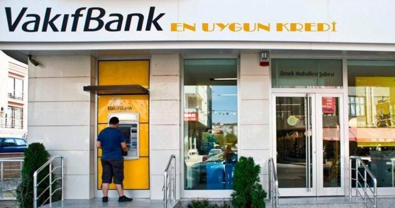 Vakıfbank borç yapılandırma paketini açıkladı