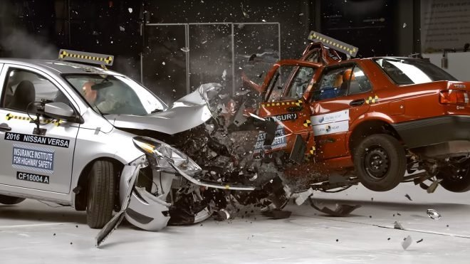 En güvenli otomobiller hangileri? Çarpışma testinde en sağlam çıkan araçlar neler? İşte o liste...