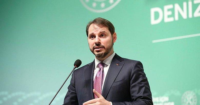 Hazine ve Maliye Bakanı Berat Albayrak'tan flaş mesajlar