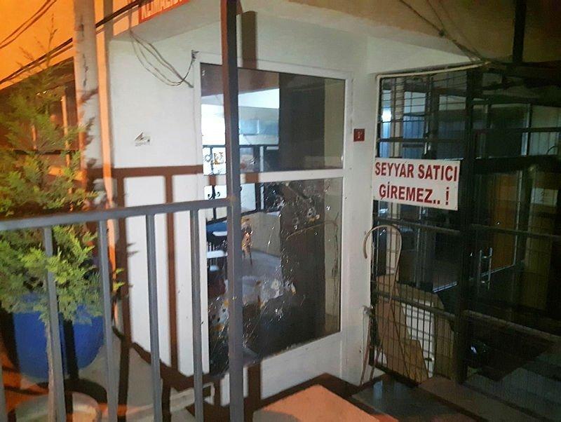 Kahvehaneye silahlı saldırı