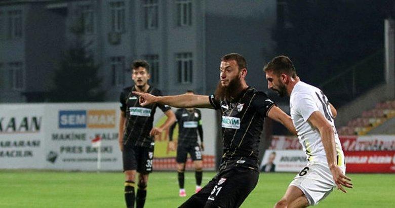 Boluspor 0 - 0 Menemenspor I Maç sonucu