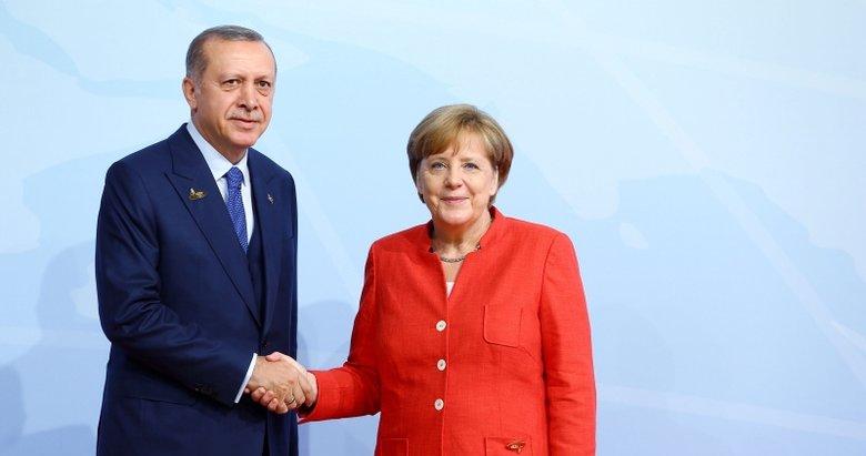 Merkel'e 69 kişilik terör listesi