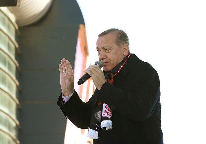 Cumhurbaşkanı Erdoğan: İsrail işgalci bir terör devletidir
