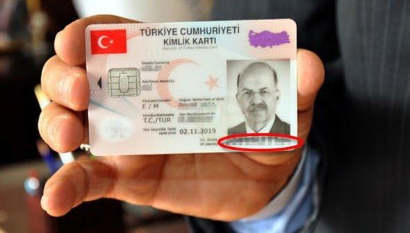 TC Kimlik numarasındaki büyük sır ne? Yeni çipli kimlik kartları hakkında bilmeniz gerekenler