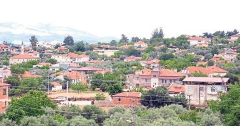 Türkiye'nin doğalgazlı tek köyü Akgedik